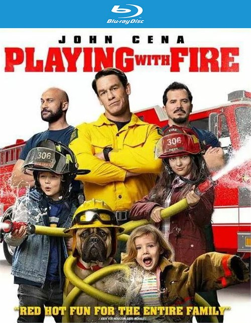 Playing With Fire (Blu-Ray + DVD + Digital)