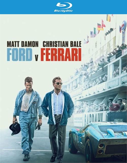 Ford V Ferrari (4K Ultra HD + Blu-Ray + Digital)