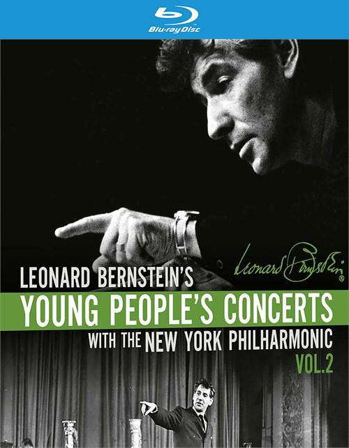 Leonard Bernstein: Young Peoples Concert, Vol. 2