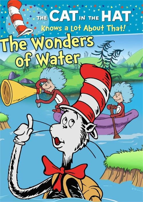 The Cat in the Hat Knows a Lot About That!: The Wonders of Water