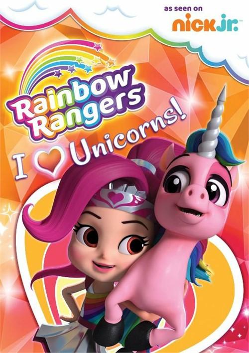 Rainbow Rangers: I (Heart) Unicorns!