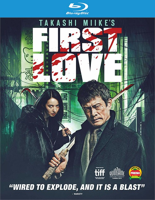 First Love (Blu-Ray + DVD)