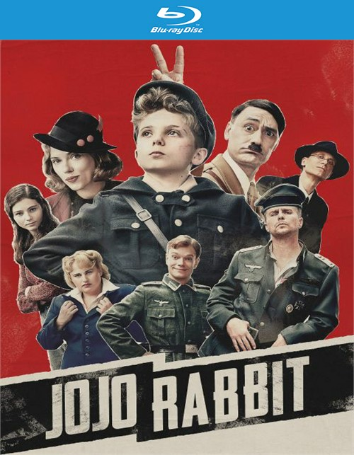 JoJo Rabbit (4k Ultra HD + Blu-Ray + Digital)