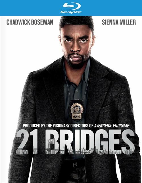 21 Bridges (Blu-Ray + DVD + Digital)