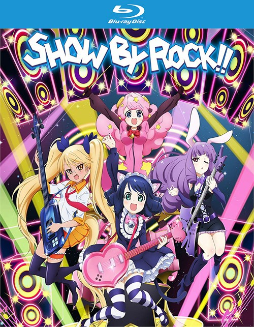Show By Rock!!: The Complete Series