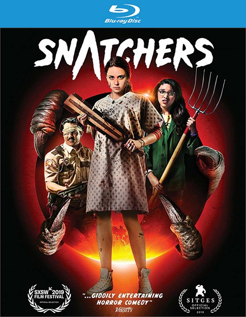 Snatchers (Blu-Ray + DVD + Digital)