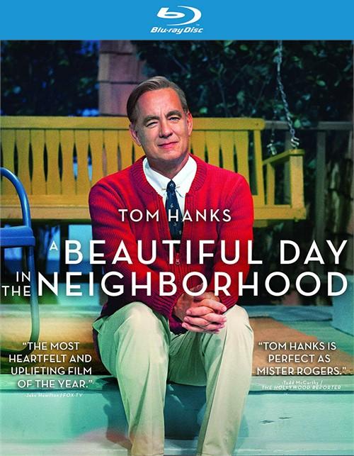 Beautiful Day in the Neighborhood, A (4k Ultra HD + Blu-ray + Digital)