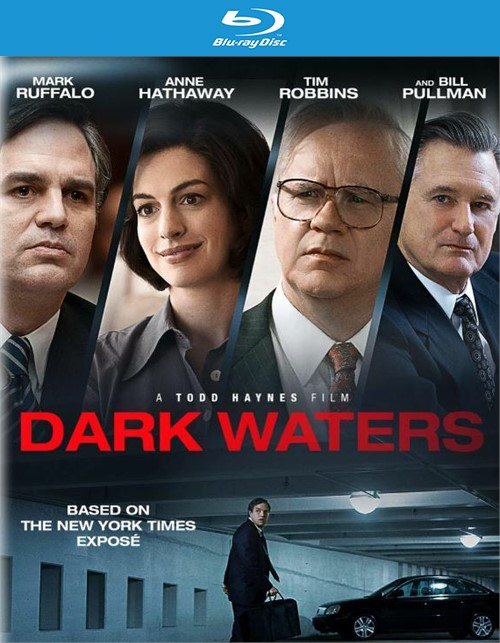 Dark Waters (Blu-ray + DVD + Digital)