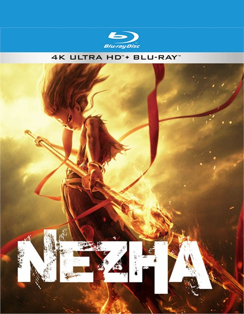 Ne Zha (4K Ultra HD + Blu-ray)