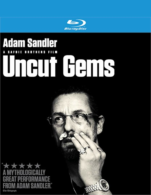 Uncut Gems (Blu-Ray + DVD + Digital)