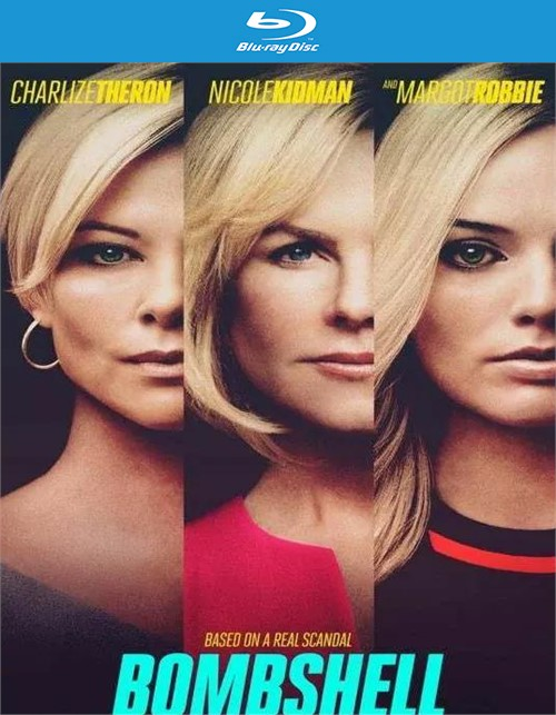 Bombshell (Blu-Ray + DVD + Digital)