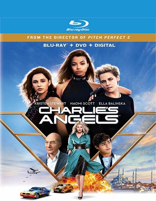 Charlies Angels (Blu-Ray + DVD + Digital)