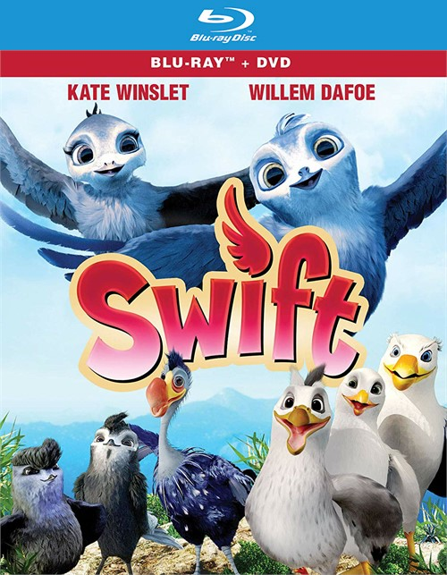 Swift (Blu-ray + DVD)