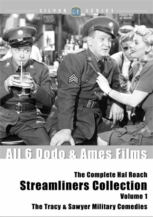 Complete Hal Roach Streamliners Collection: Volume 1, The