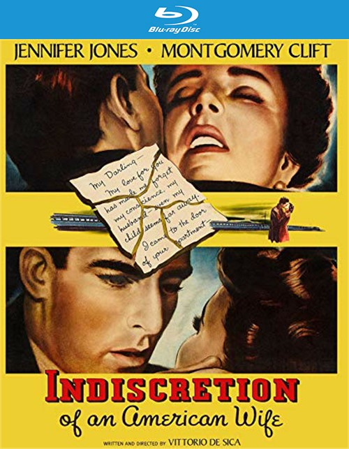 Indiscretion of an American Wife - Special Edition