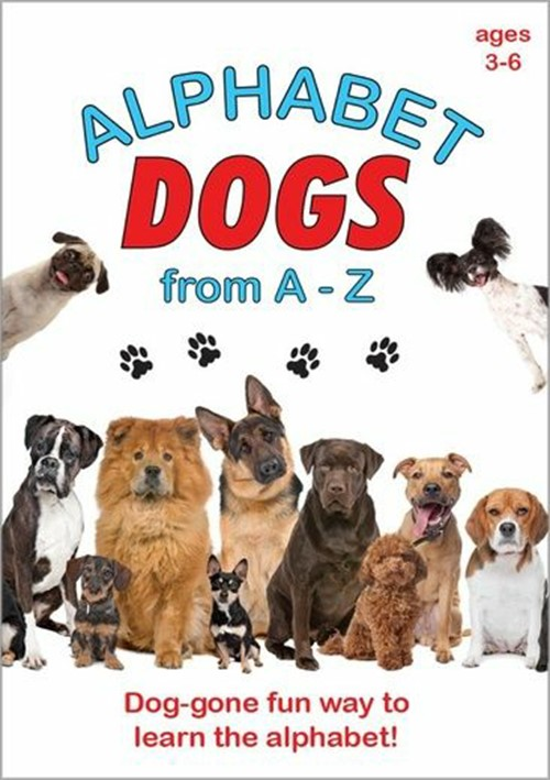 Alphabet Dogs from A-Z