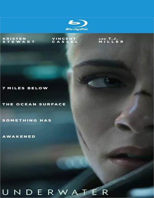 Underwater (Blu-ray + Digital)