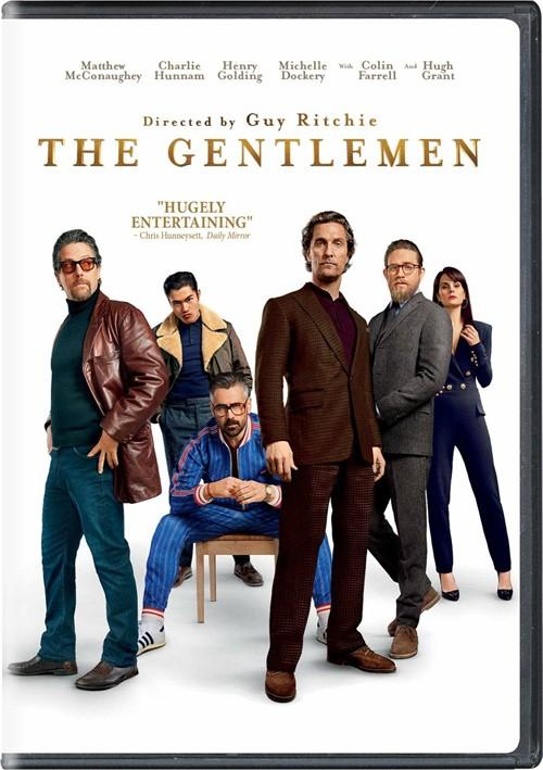 Gentlemen, The