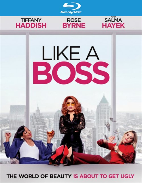 Like a Boss (Blu-ray + DVD + Digital)
