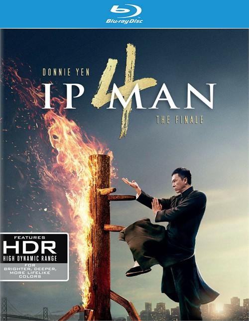 Ip Man 4: The Finale (4k Ultra HD + Blu-ray)