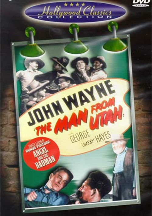 Man From Utah/ Angel And The Badman (Double Feature)