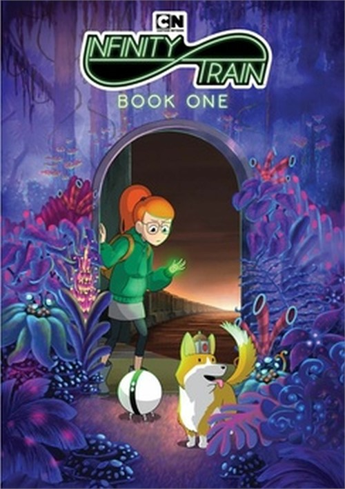 Cartoon Network-Infinity Train-Book One