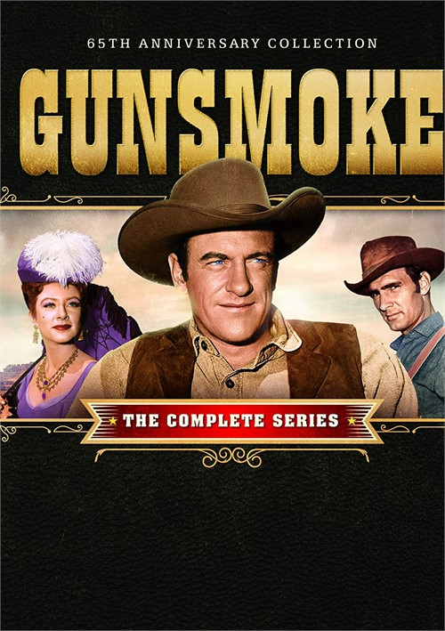 Gunsmoke-Complete Series