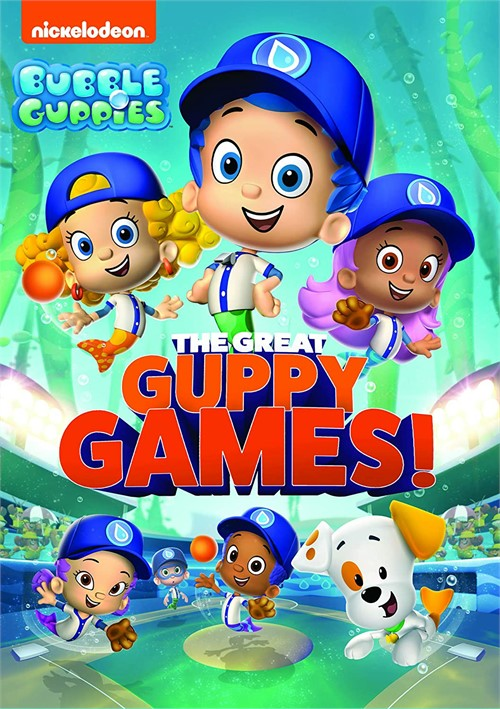Bubble Guppies-The Great Guppy Games