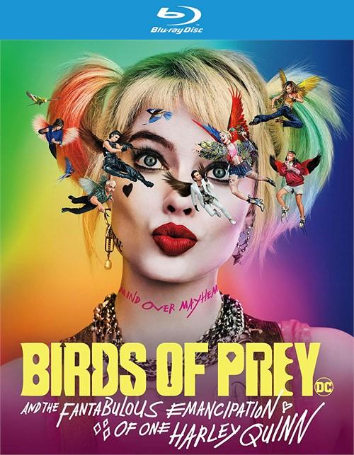 Birds of Prey (Blu-ray+DVD+Digital)
