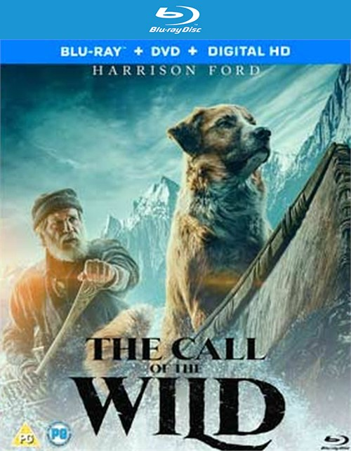 Call of the Wild, The (4K/Blu-ray/Digital)