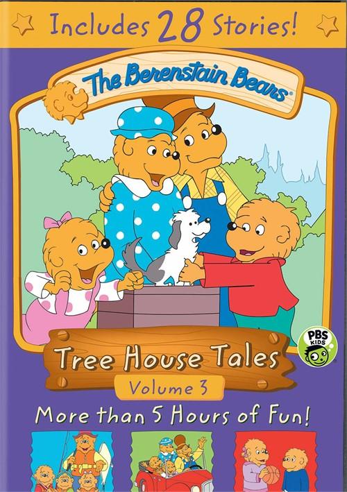 Berenstain Bears-Tree House Tales Volume 3