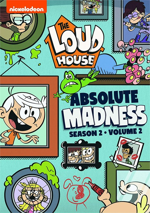 Loud House-Absolute Madness-Season 2 Volume 2