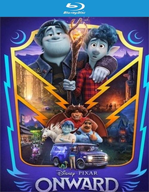 Onward (Blu-ray+DVD+Digital)