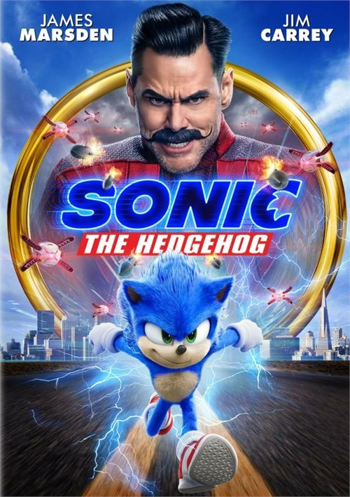Sonic The Hedgehog Movie (2020)