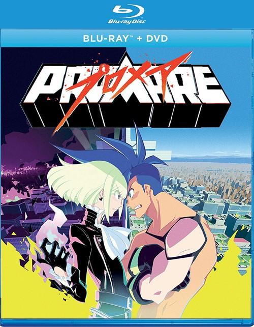 Promare (Blu-ray/DVD Combo)