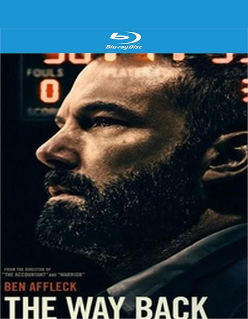 Way Back, The (2020-Blu-ray)