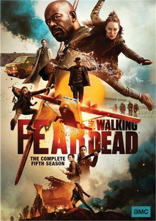 Walking Dead 5 Dvd