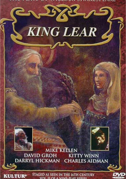 an analysis of the tragic tale king lear a play by william shakespeare Action—the usual tragic assortment of ambition an earlier play, the true chronicle history of king leir king lear by william shakespeare.