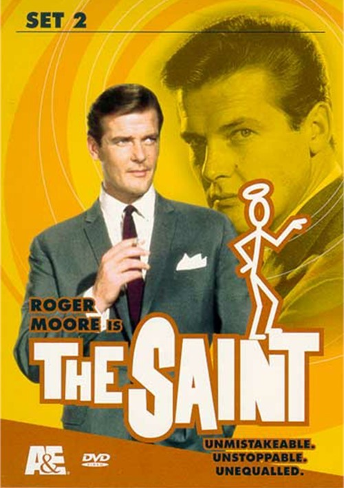 Saint, The: Set #2 - Volume 3 & 4
