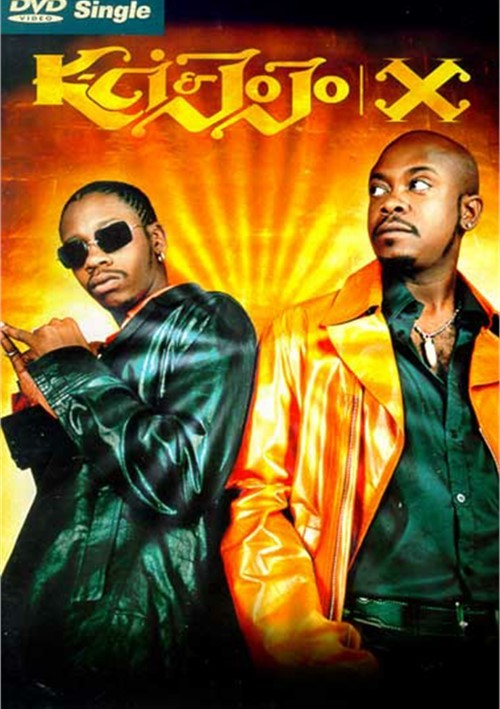 K-Ci & JoJo: All My Life/ Wanna Do You Right - DVD Single