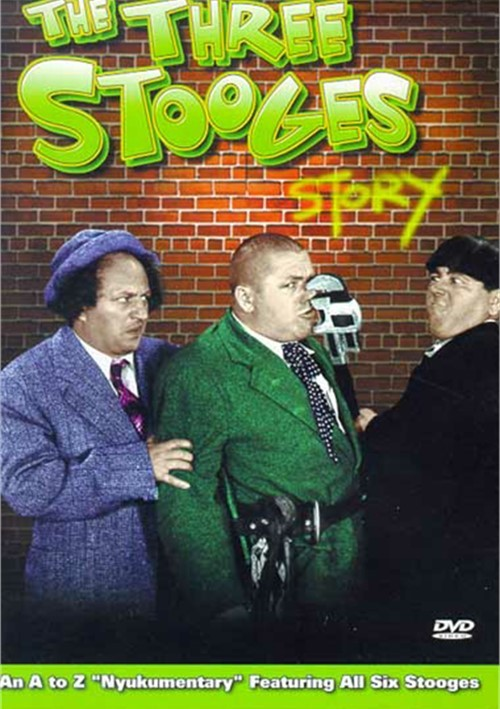 Three Stooges Story, The
