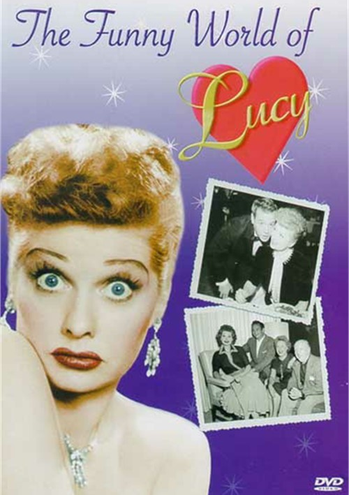 Lucille Ball: The Funny World Of Lucy #1