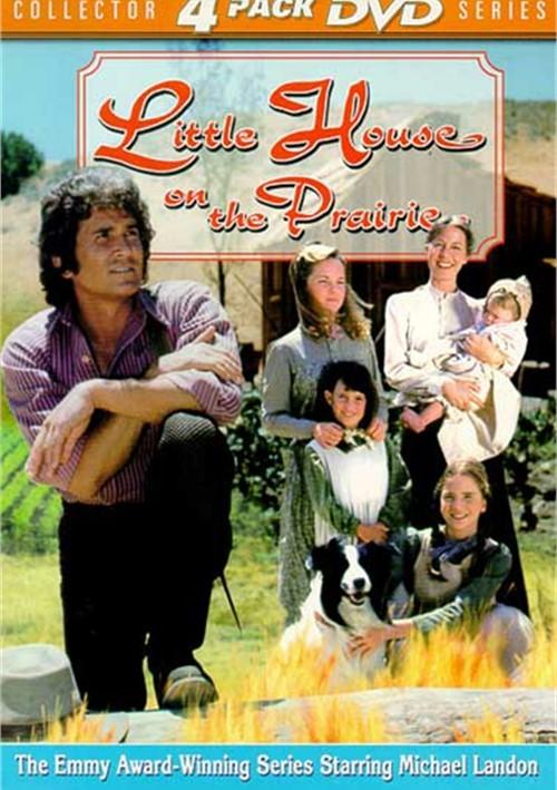 Little House On The Prairie 4-Pack