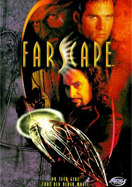 Farscape Season 1: Volume 4 - PK Tech Girl / That Old Black Magic