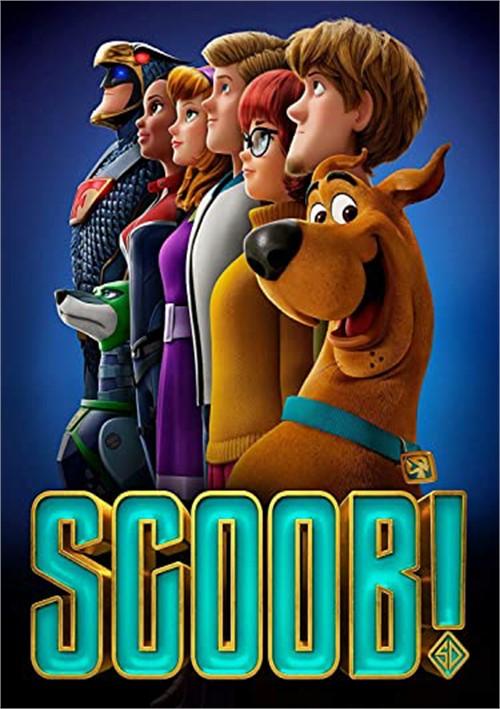 Scoob! (DVD/Digital)
