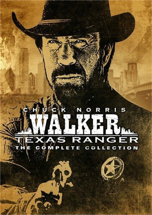 Walker Texas Ranger-Complete Collection
