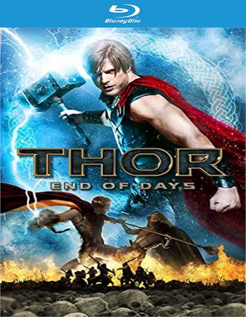 Thor-End of Days (Blu-ray)