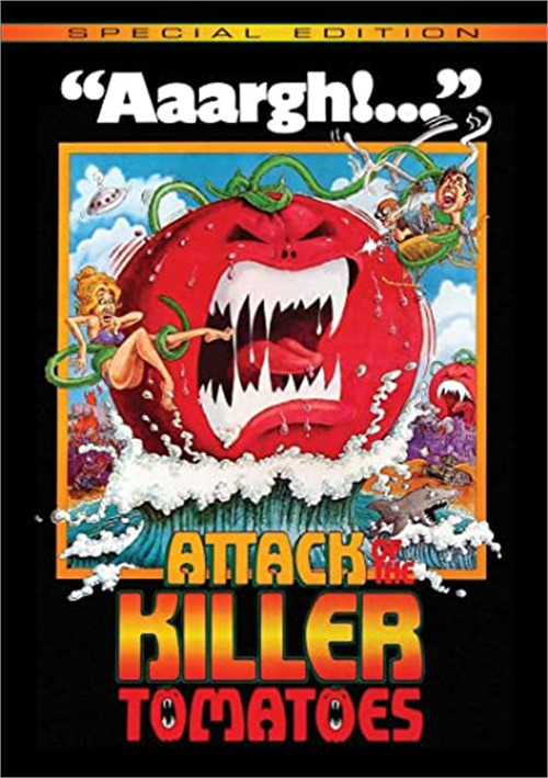 Attack of the Killer Tomatoes (Special Edition)