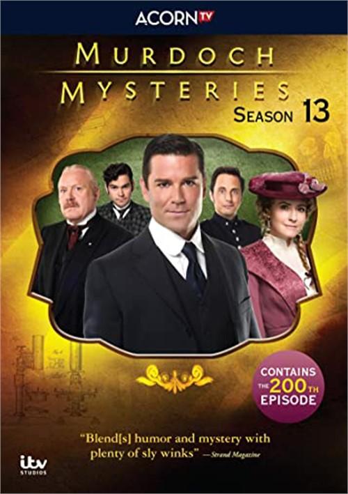 Murdoch Mysteries-Season 13