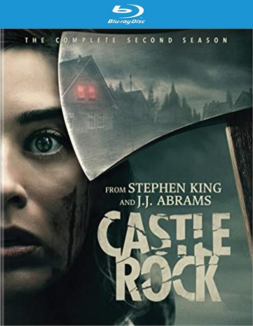 Castle Rock-Season 2 (Blu-ray+Digital)